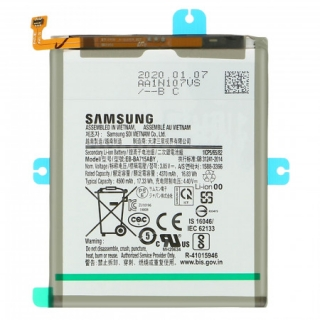 EB-BA715ABY Samsung Baterie Li-Ion 4500mAh (Service pack) 8596311106576