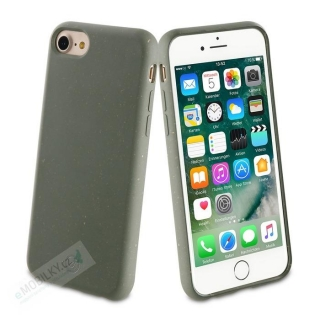 Muvit For Change Bambootek ECO Kryt pro Apple iPhone 6/6s/7/8 Moss (ECO Blister) 3663111143669