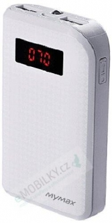 MyMAx PowerBank 10000mAh White (EU Blister)