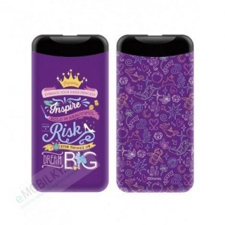 PowerBank 6000mAh Disney Princess 002 Violet 2.1A 5903040518083