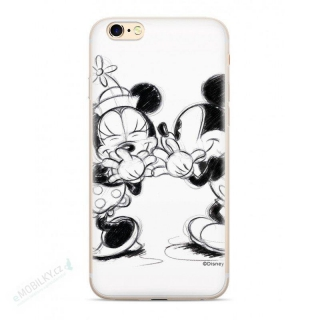 Disney Mickey & Minnie 010 Back Cover White pro Samsung J530 Galaxy J5 2017