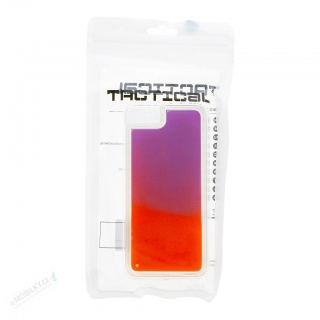 Tactical TPU Neon Glowing Kryt pro iPhone 5/5S/SE Orange (EU Blister)