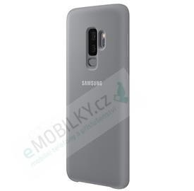 EF-PG965TJE Samsung Silicone Cover Grey pro G965 Galaxy S9 Plus (EU Blister)
