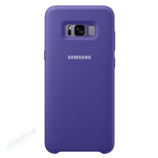 EF-PG955TVE Samsung Silicone Cover Violet pro G955 Galaxy S8 Plus (EU Blister)