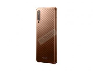 EF-AA750CFE Samsung Gradation Case Gold pro Galaxy A7 2018 8801643590130