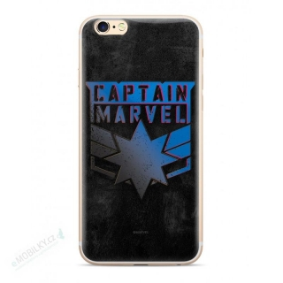 MARVEL Captain Marvel 015 Kryt pro Huawei Y5 2018 Black