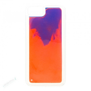 Tactical TPU Neon Glowing Kryt pro Xiaomi Redmi Note 7 Red (EU Blister)