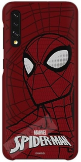 GP-FGA505HIBRW Samsung Spider Man Edition Kryt pro Galaxy A50 Black (EU Blister)
