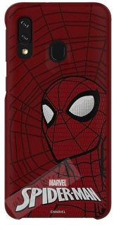 GP-FGA405HIBRW Samsung Spider Man Edition Kryt pro Galaxy A40 Black (EU Blister)