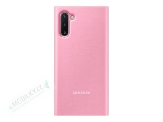 EF-NN970PPE Samsung LED Flipcover pro N970 Galaxy Note 10 Pink 8806090045585