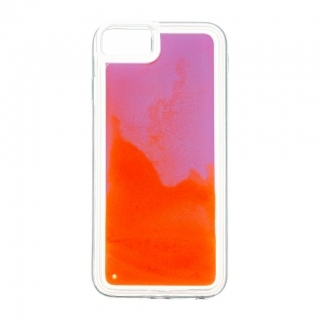 Tactical TPU Neon Glowing Kryt pro iPhone 6/7/8 Orange (EU Blister)