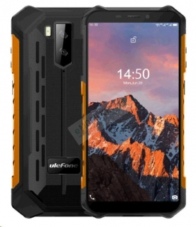 UleFone Armor X5 PRO DS 4+64GB gsm tel. Orange