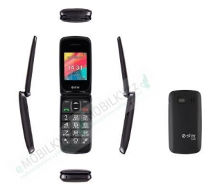 eSTAR S20 Single SIM gsm tel. Black