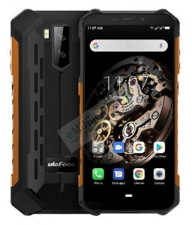 UleFone Armor X5 2020 DS 3+32GB gsm tel. Orange