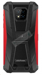 UleFone Armor 8 DS 4+64GB gsm tel. Red
