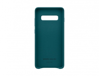 EF-VG975LGE Samsung Leather Cover Green pro G975 Galaxy S10 Plus (EU Blister) 8801643644468