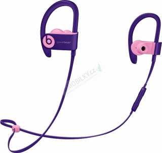 Beats Powerbeats 3 Wireless Sluchátka Violet 190198755407