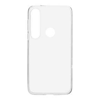 Tactical TPU Kryt pro Motorola G8 Plus Transparent 8596311116926