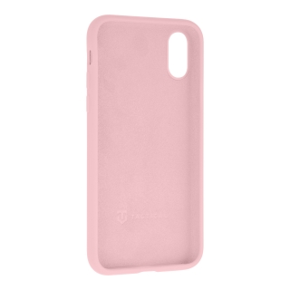 Tactical Velvet Smoothie Kryt pro Apple iPhone X/XS Pink Panther 8596311114755