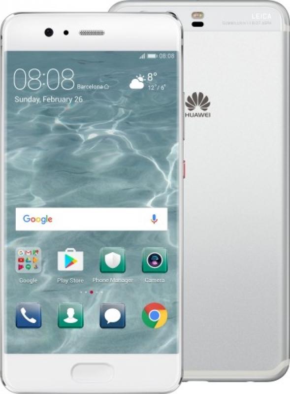 Huawei P10 64GB Dual SIM Silver (CZ DISTRIBUCE)