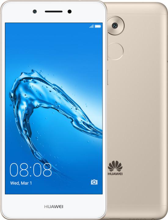 Huawei Nova Smart, Dual Sim, zlatá (CZ DISTRIBUCE)
