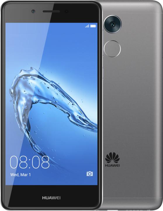 Huawei Nova Smart, Dual Sim, šedá (cz distribuce)