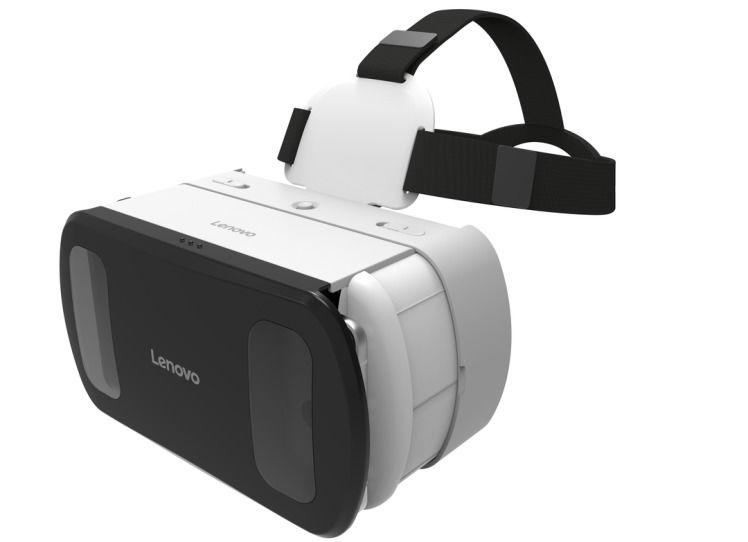 Lenovo 3D virtuální brýle V200