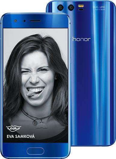 Honor 9 4GB/64GB Dual SIM Blue (CZ DISTRIBUCE)