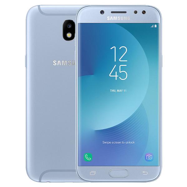 Samsung Galaxy J5 2017 J530F Dual SIM, modrý - CZ DISTRIBUCE (SM-J530FZDDETL)