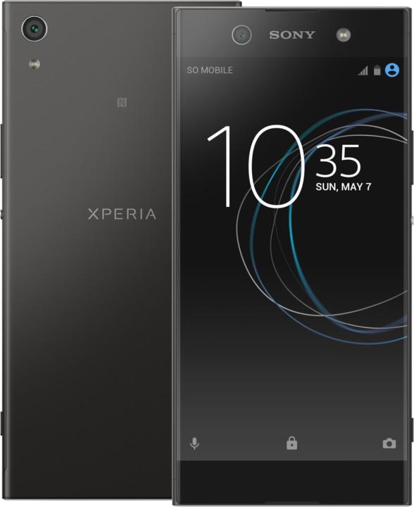 Sony Xperia XA1 Ultra G3221, černá - CZ DISTRIBUCE (CZ DISTRIBUCE)