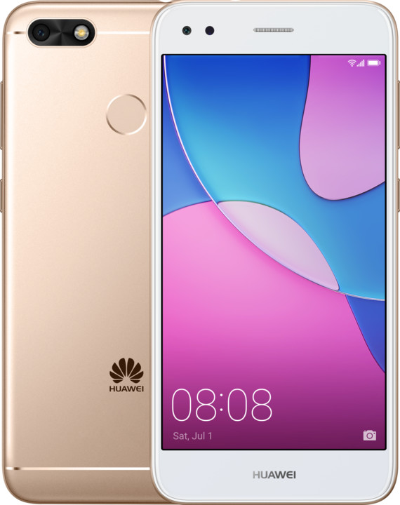 Huawei P9 Lite Mini, Dual SIM, zlatý - CZ DISTRIBUCE