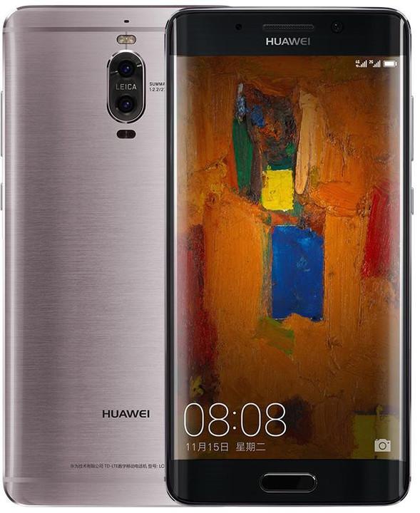 Huawei Mate 9 Pro Dual Sim Grey - CZ DISTRIBUCE (CZ DISTRIBUCE)
