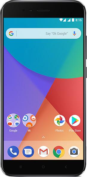 Xiaomi Mi A1 Dual SIM 4GB/64GB Global Black - CZ DISTRIBUCE (CZ DISTRIBUCE)