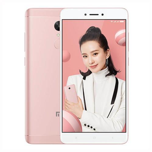 Xiaomi Redmi Note 4 Global (4GB/64GB), růžová
