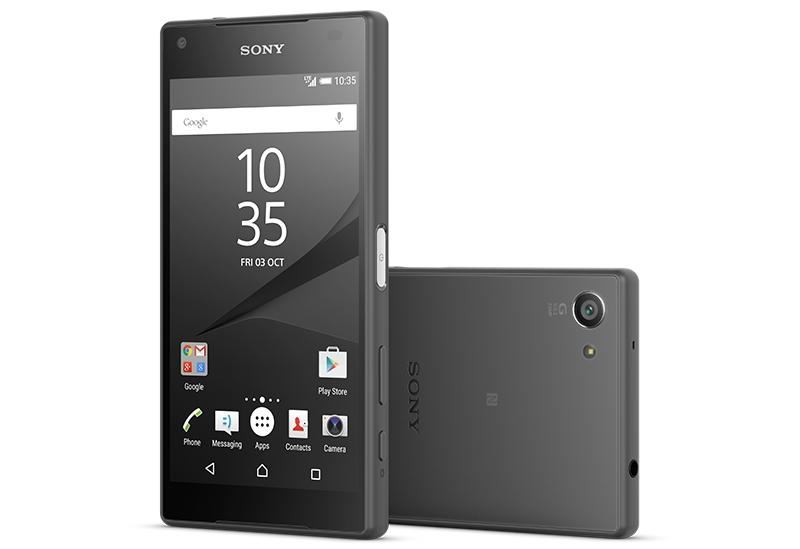 Sony E5823 Xperia Z5 Compact Graphite Black