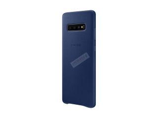 EF-VG975LNE Samsung Leather Cover Navy pro G975 Galaxy S10 Plus (EU Blister) 8801643644437