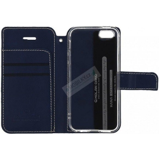 Molan Cano Issue Book Pouzdro pro Huawei P Smart 2019 Navy 8596311047558
