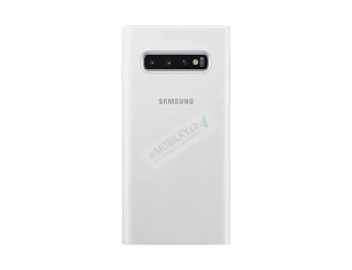 EF-NG973PWE Samsung LED View Cover White pro G973 Galaxy S10 8801643648770