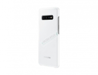 EF-KG975CWE Samsung LED Cover White pro G975 Galaxy S10 Plus (EU Blister) 8801643644666