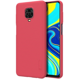 Nillkin Super Frosted Zadní Kryt pro Xiaomi Redmi Note 9 PRO/PRO MAX/9S Bright Red 6902048198074