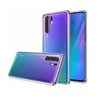 Huawei Original Clear Protective Kryt Transparent pro Huawei P30 Pro 6901443291779