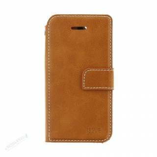 Molan Cano Issue Book Pouzdro pro Samsung Galaxy A71 Brown 8596311103407