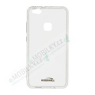 Kisswill Air Around TPU Kryt pro Samsung Galaxy A71 Transparent 8596311102646