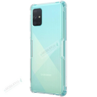 Nillkin Nature TPU Kryt pro Samsung Galaxy A71 Transparent 6902048194908